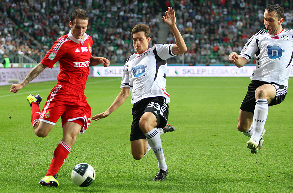 Legia Warszawa 2-0 Wisła Kraków - fot. Piotr Galas (zdjęcie 48 z 79)