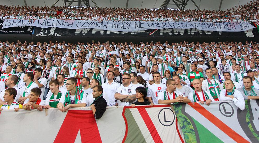 Legia Warszawa 2-0 Wisła Kraków - fot. Piotr Galas (zdjęcie 49 z 79)