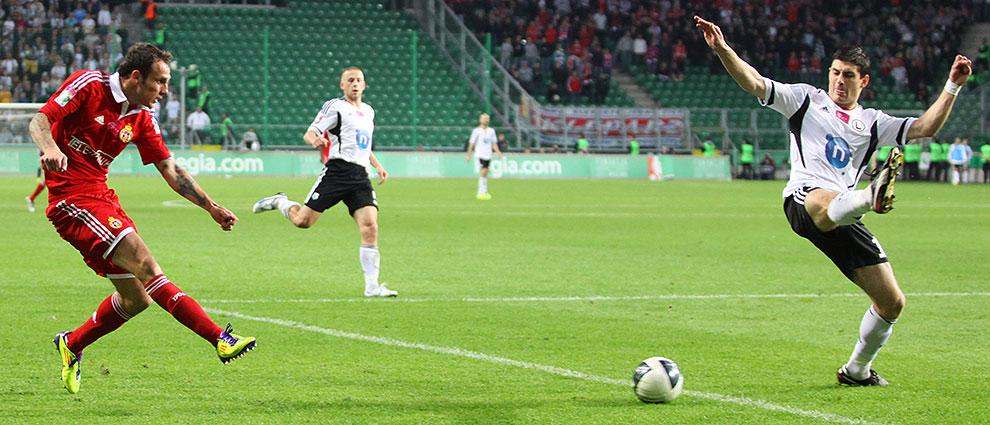 Legia Warszawa 2-0 Wisła Kraków - fot. Piotr Galas (zdjęcie 50 z 79)