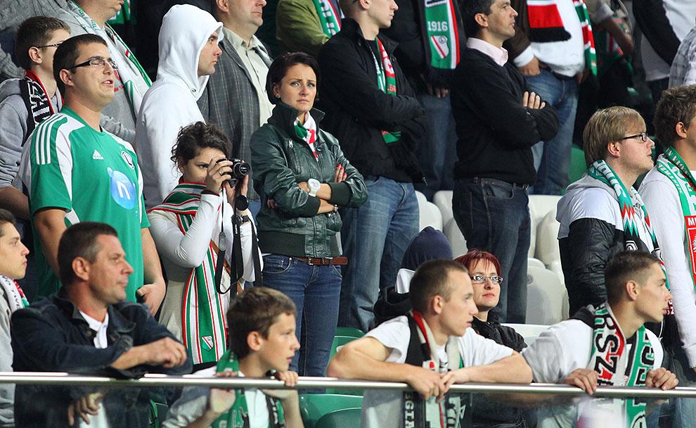 Legia Warszawa 2-0 Wisła Kraków - fot. Piotr Galas (zdjęcie 51 z 79)