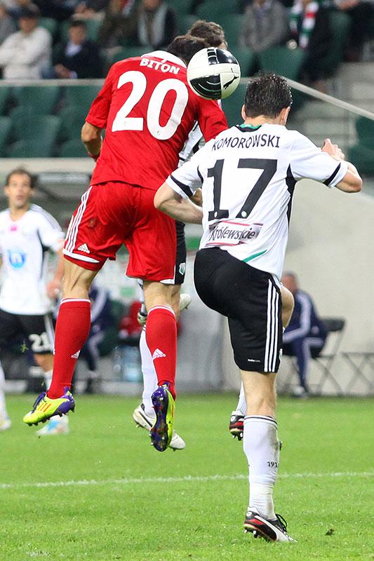 Legia Warszawa 2-0 Wisła Kraków - fot. Piotr Galas (zdjęcie 54 z 79)
