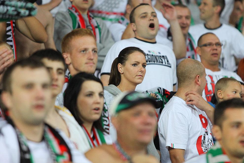 Legia Warszawa 2-0 Wisła Kraków - fot. Piotr Galas (zdjęcie 56 z 79)