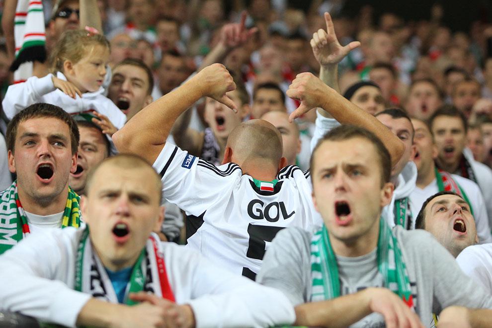 Legia Warszawa 2-0 Wisła Kraków - fot. Piotr Galas (zdjęcie 58 z 79)