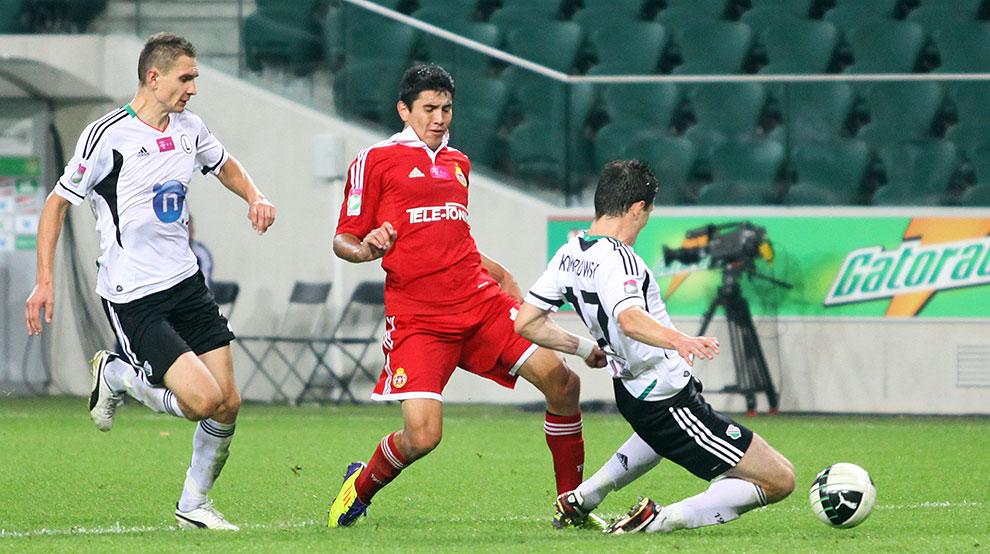 Legia Warszawa 2-0 Wisła Kraków - fot. Piotr Galas (zdjęcie 59 z 79)