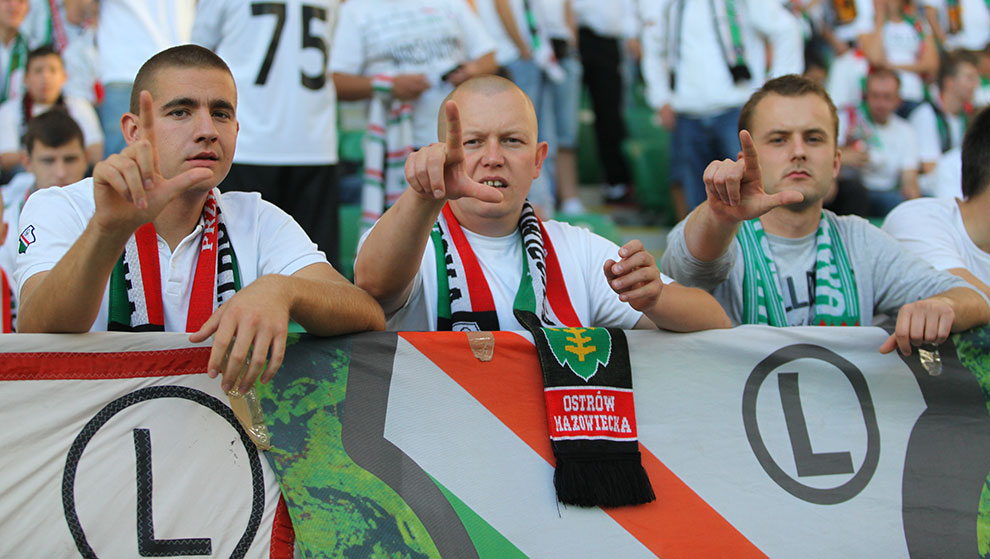 Legia Warszawa 2-0 Wisła Kraków - fot. Piotr Galas (zdjęcie 6 z 79)