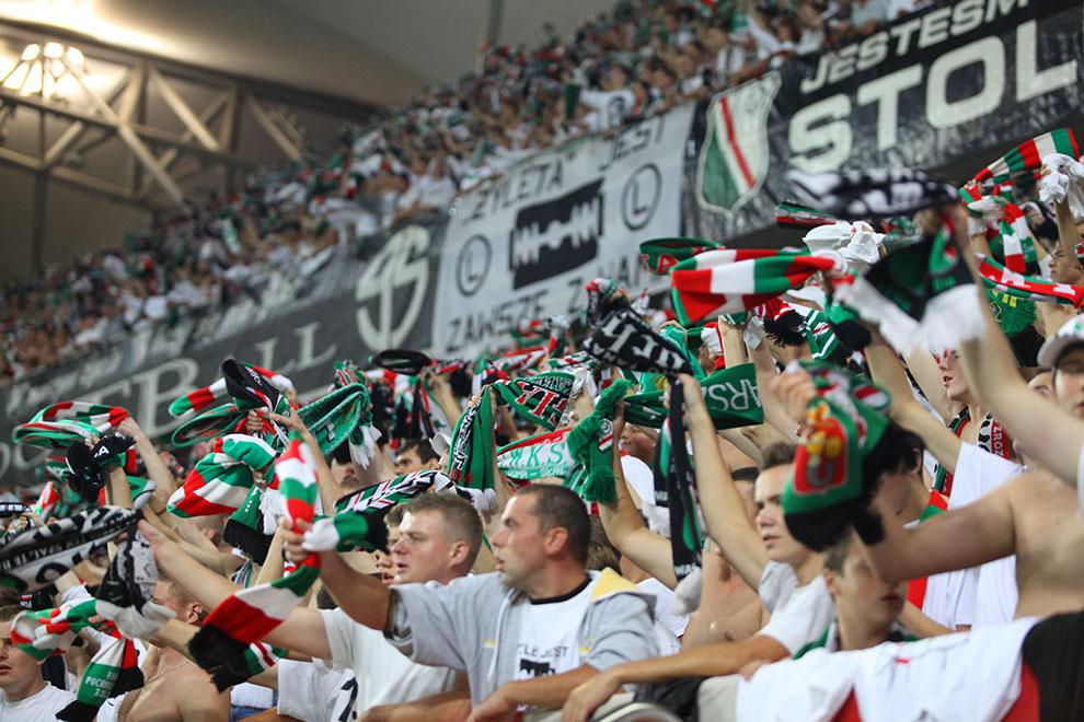 Legia Warszawa 2-0 Wisła Kraków - fot. Piotr Galas (zdjęcie 60 z 79)