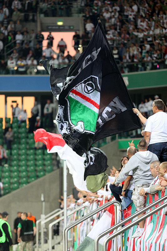 Legia Warszawa 2-0 Wisła Kraków - fot. Piotr Galas (zdjęcie 61 z 79)