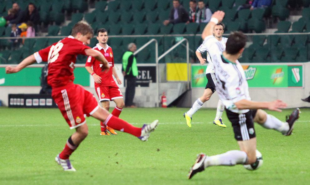 Legia Warszawa 2-0 Wisła Kraków - fot. Piotr Galas (zdjęcie 64 z 79)