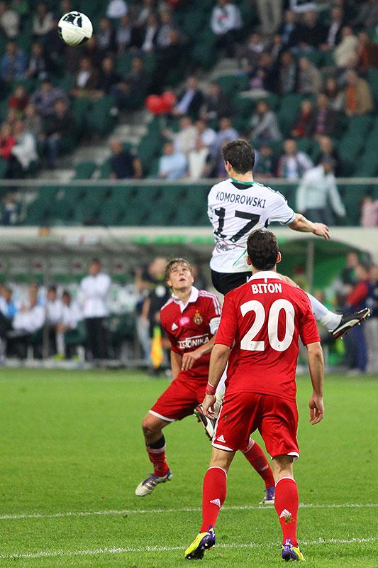 Legia Warszawa 2-0 Wisła Kraków - fot. Piotr Galas (zdjęcie 66 z 79)