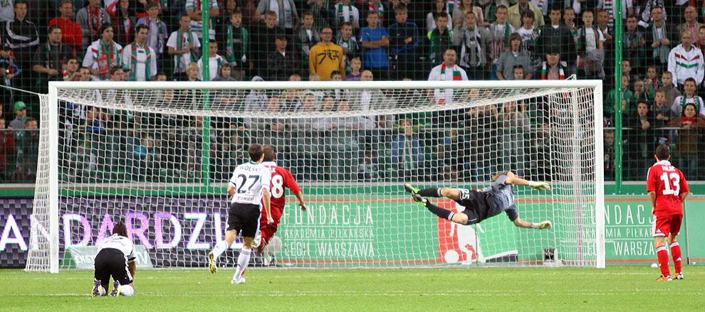 Legia Warszawa 2-0 Wisła Kraków - fot. Piotr Galas (zdjęcie 67 z 79)