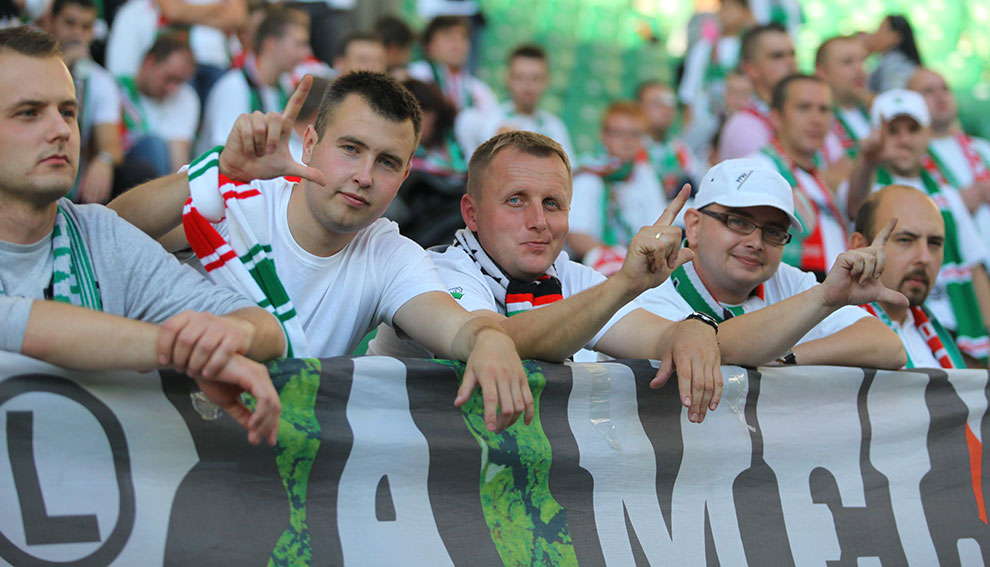 Legia Warszawa 2-0 Wisła Kraków - fot. Piotr Galas (zdjęcie 7 z 79)