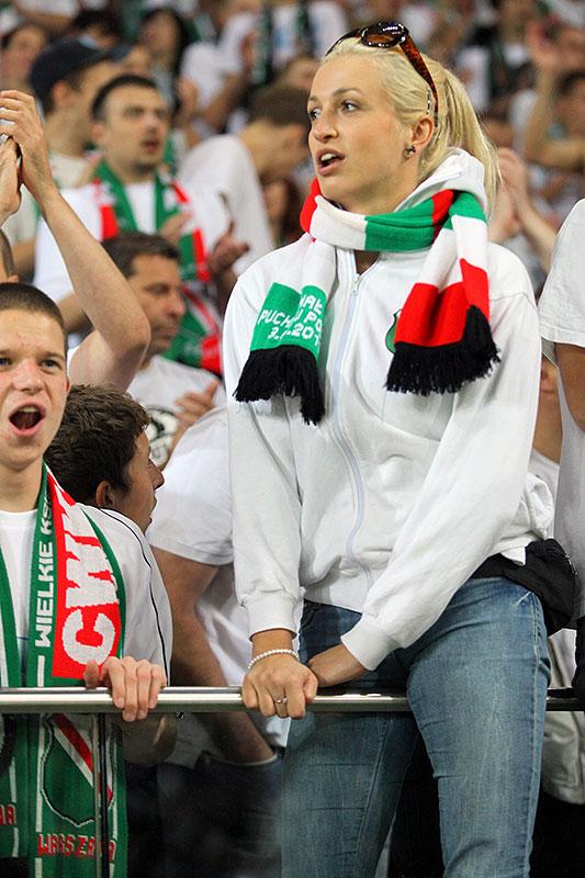 Legia Warszawa 2-0 Wisła Kraków - fot. Piotr Galas (zdjęcie 70 z 79)