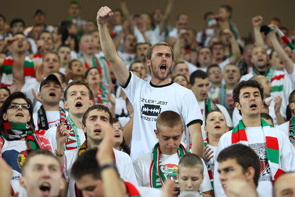 Legia Warszawa 2-0 Wisła Kraków - fot. Piotr Galas (zdjęcie 71 z 79)
