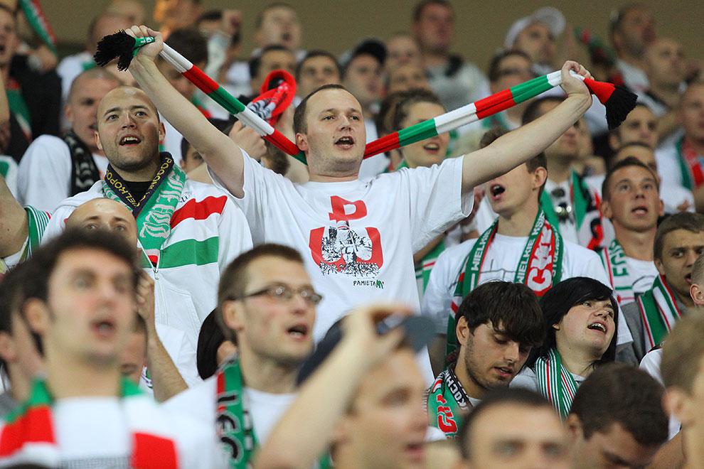 Legia Warszawa 2-0 Wisła Kraków - fot. Piotr Galas (zdjęcie 72 z 79)