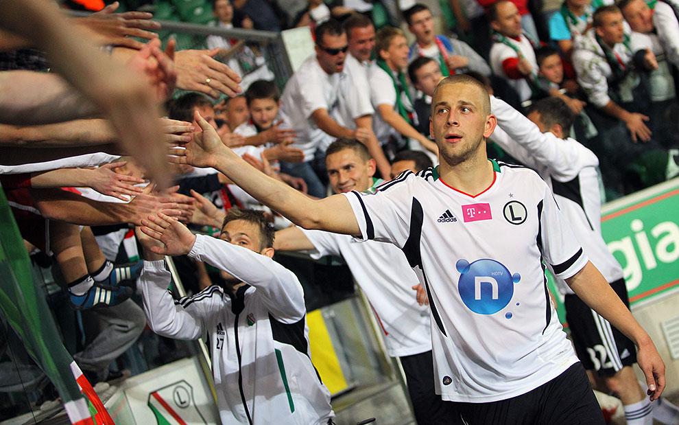 Legia Warszawa 2-0 Wisła Kraków - fot. Piotr Galas (zdjęcie 76 z 79)