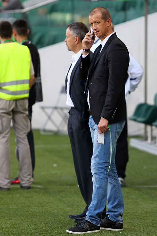 Legia Warszawa 2-0 Wisła Kraków - fot. Piotr Galas (zdjęcie 8 z 79)