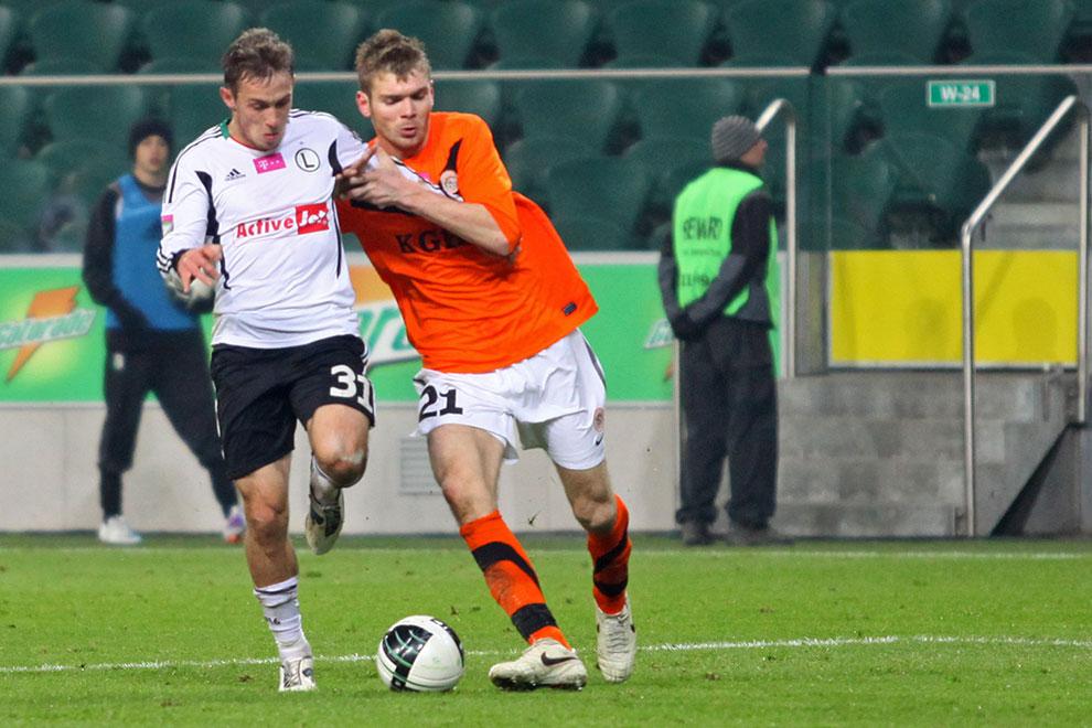 Legia Warszawa 3-0 Zagłębie Lubin - fot. Piotr Galas (zdjęcie 11 z 41)