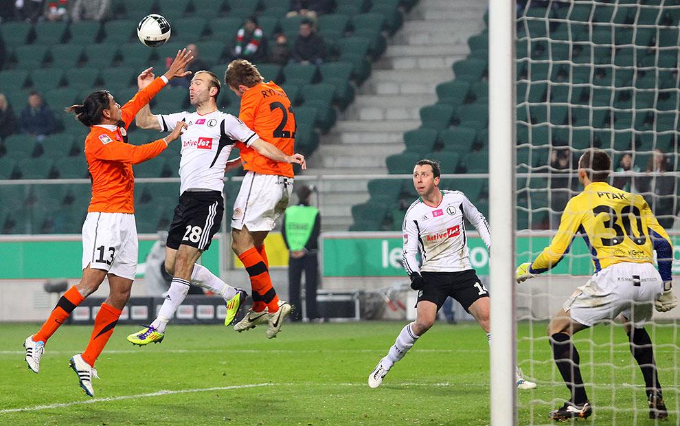 Legia Warszawa 3-0 Zagłębie Lubin - fot. Piotr Galas (zdjęcie 12 z 41)