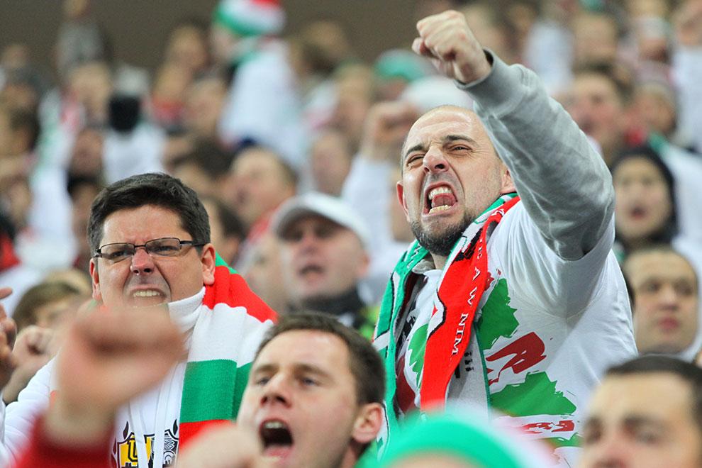 Legia Warszawa 3-0 Zagłębie Lubin - fot. Piotr Galas (zdjęcie 13 z 41)