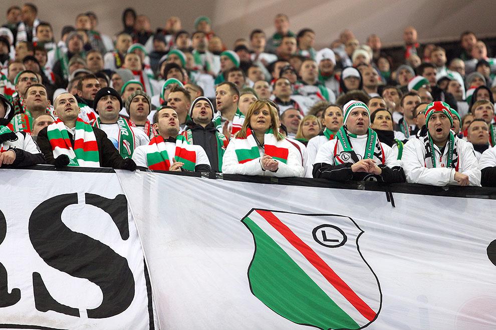 Legia Warszawa 3-0 Zagłębie Lubin - fot. Piotr Galas (zdjęcie 14 z 41)