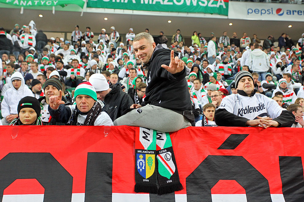 Legia Warszawa 3-0 Zagłębie Lubin - fot. Piotr Galas (zdjęcie 15 z 41)
