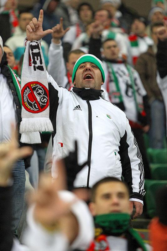 Legia Warszawa 3-0 Zagłębie Lubin - fot. Piotr Galas (zdjęcie 16 z 41)
