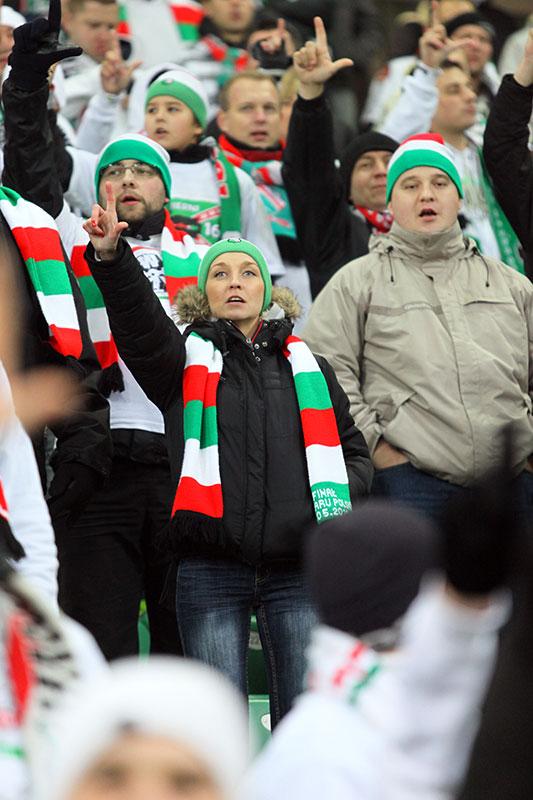 Legia Warszawa 3-0 Zagłębie Lubin - fot. Piotr Galas (zdjęcie 17 z 41)
