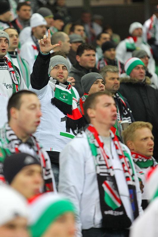 Legia Warszawa 3-0 Zagłębie Lubin - fot. Piotr Galas (zdjęcie 18 z 41)
