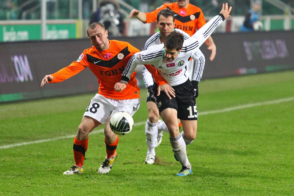 Legia Warszawa 3-0 Zagłębie Lubin - fot. Piotr Galas (zdjęcie 19 z 41)