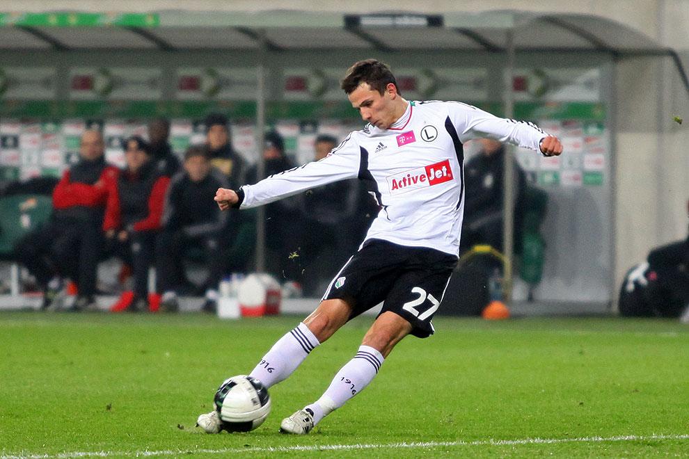 Legia Warszawa 3-0 Zagłębie Lubin - fot. Piotr Galas (zdjęcie 2 z 41)