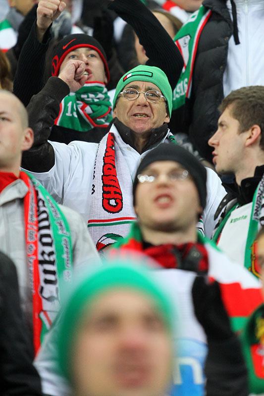 Legia Warszawa 3-0 Zagłębie Lubin - fot. Piotr Galas (zdjęcie 20 z 41)