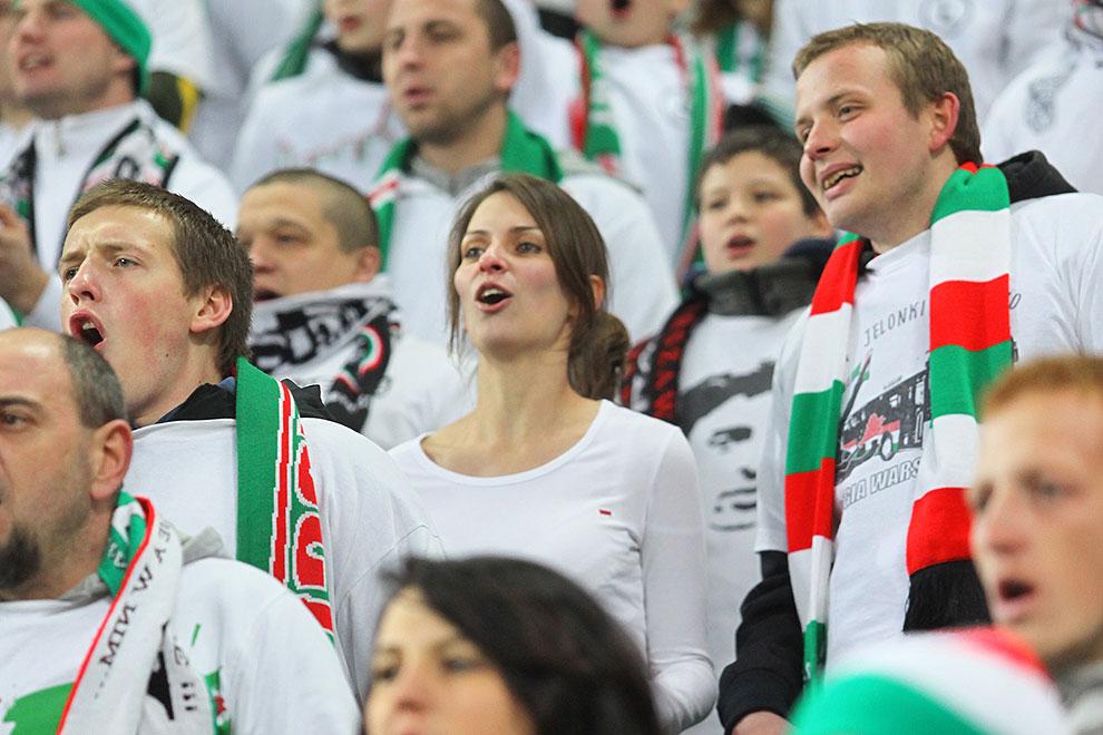 Legia Warszawa 3-0 Zagłębie Lubin - fot. Piotr Galas (zdjęcie 21 z 41)