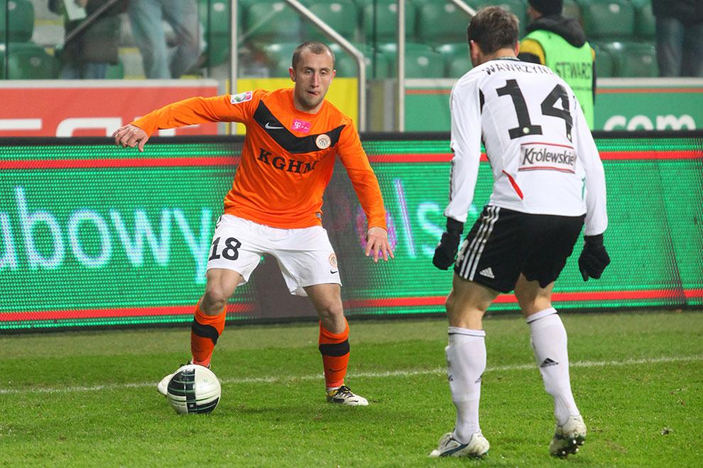 Legia Warszawa 3-0 Zagłębie Lubin - fot. Piotr Galas (zdjęcie 22 z 41)