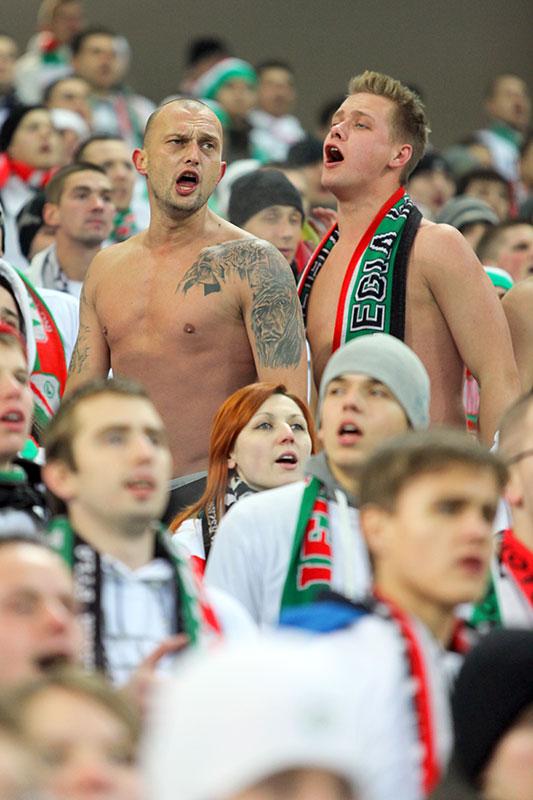 Legia Warszawa 3-0 Zagłębie Lubin - fot. Piotr Galas (zdjęcie 23 z 41)