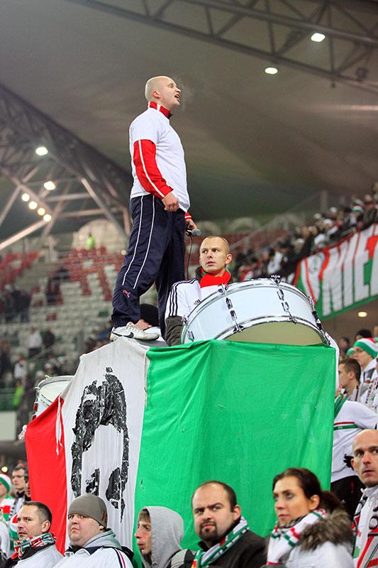 Legia Warszawa 3-0 Zagłębie Lubin - fot. Piotr Galas (zdjęcie 24 z 41)