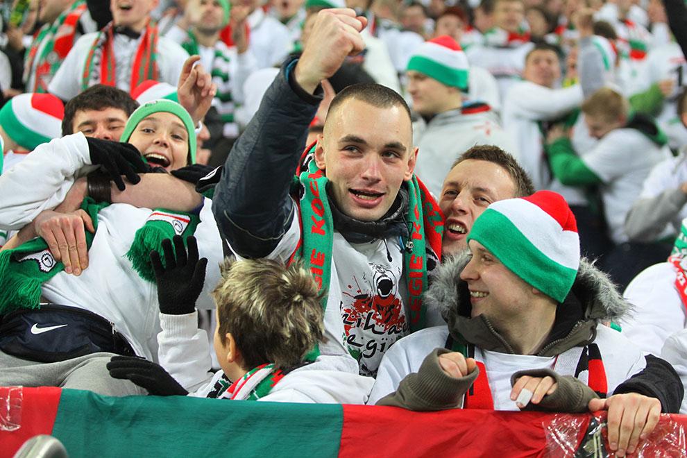Legia Warszawa 3-0 Zagłębie Lubin - fot. Piotr Galas (zdjęcie 25 z 41)
