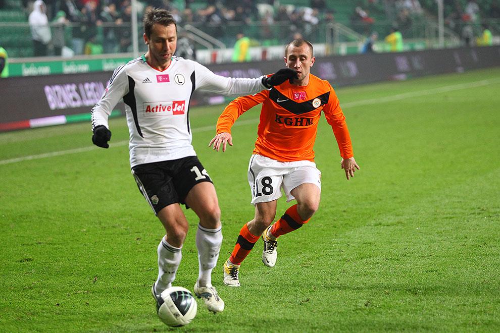 Legia Warszawa 3-0 Zagłębie Lubin - fot. Piotr Galas (zdjęcie 26 z 41)