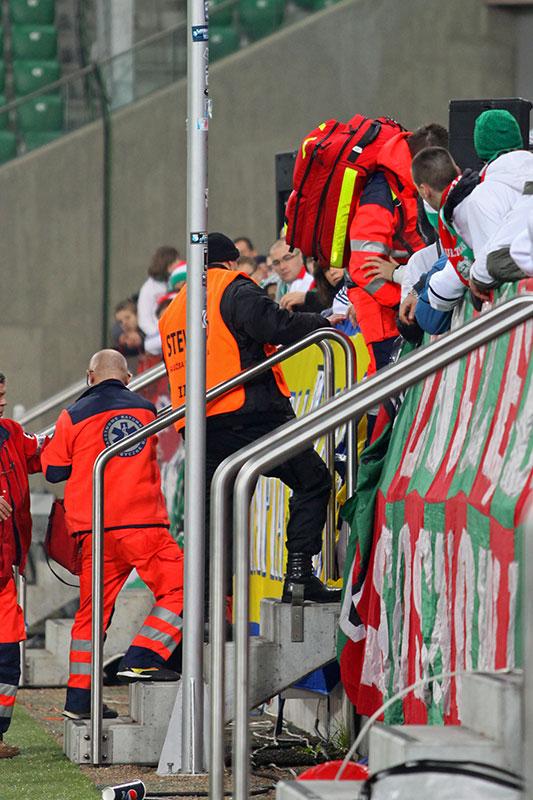 Legia Warszawa 3-0 Zagłębie Lubin - fot. Piotr Galas (zdjęcie 27 z 41)