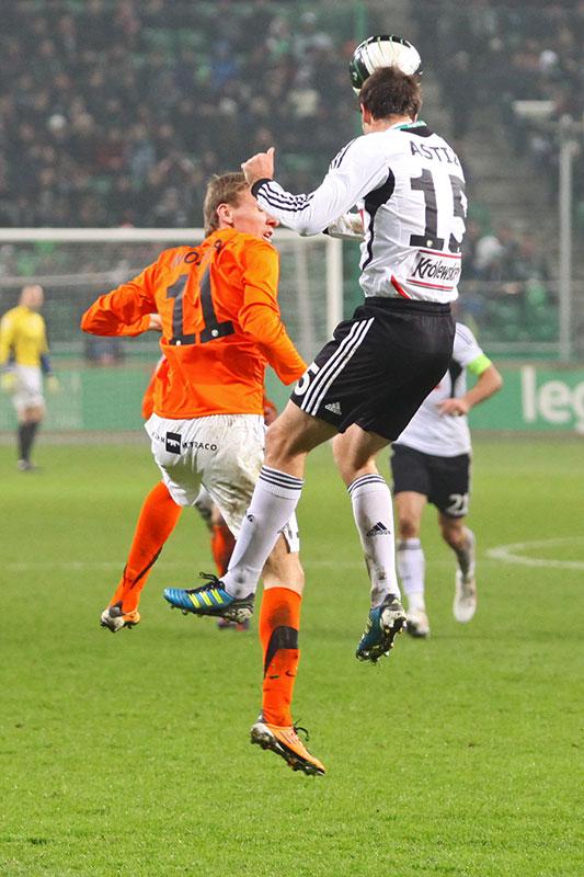 Legia Warszawa 3-0 Zagłębie Lubin - fot. Piotr Galas (zdjęcie 29 z 41)