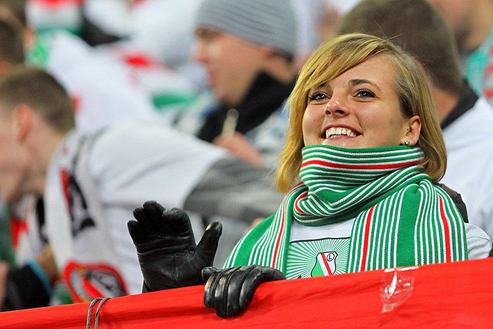 Legia Warszawa 3-0 Zagłębie Lubin - fot. Piotr Galas (zdjęcie 3 z 41)