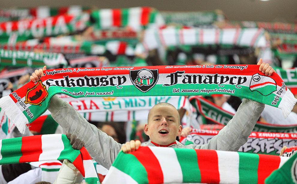 Legia Warszawa 3-0 Zagłębie Lubin - fot. Piotr Galas (zdjęcie 31 z 41)