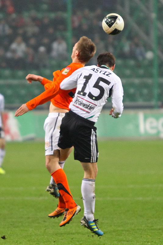 Legia Warszawa 3-0 Zagłębie Lubin - fot. Piotr Galas (zdjęcie 34 z 41)