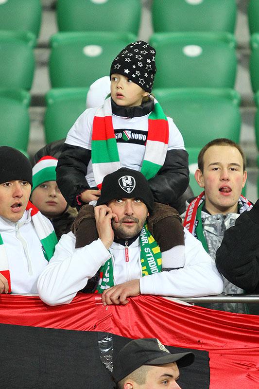 Legia Warszawa 3-0 Zagłębie Lubin - fot. Piotr Galas (zdjęcie 36 z 41)