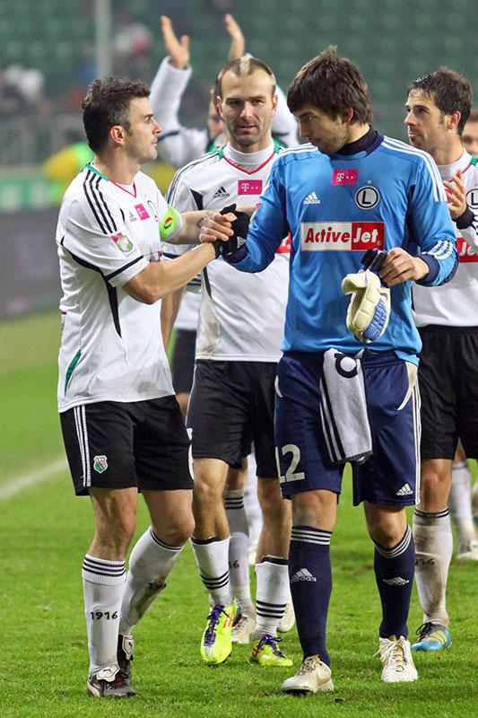 Legia Warszawa 3-0 Zagłębie Lubin - fot. Piotr Galas (zdjęcie 37 z 41)