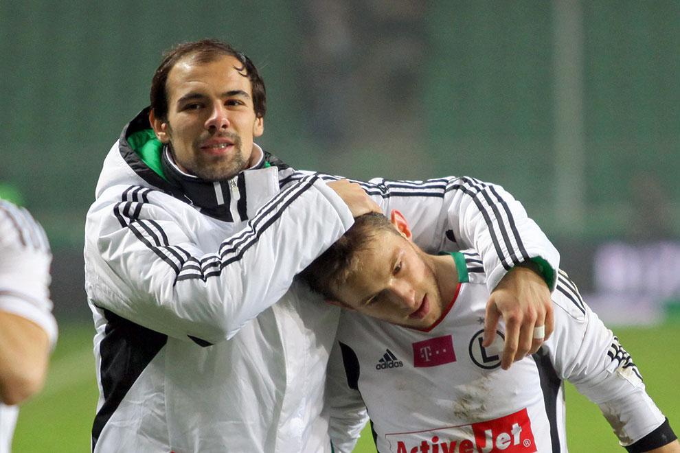 Legia Warszawa 3-0 Zagłębie Lubin - fot. Piotr Galas (zdjęcie 38 z 41)