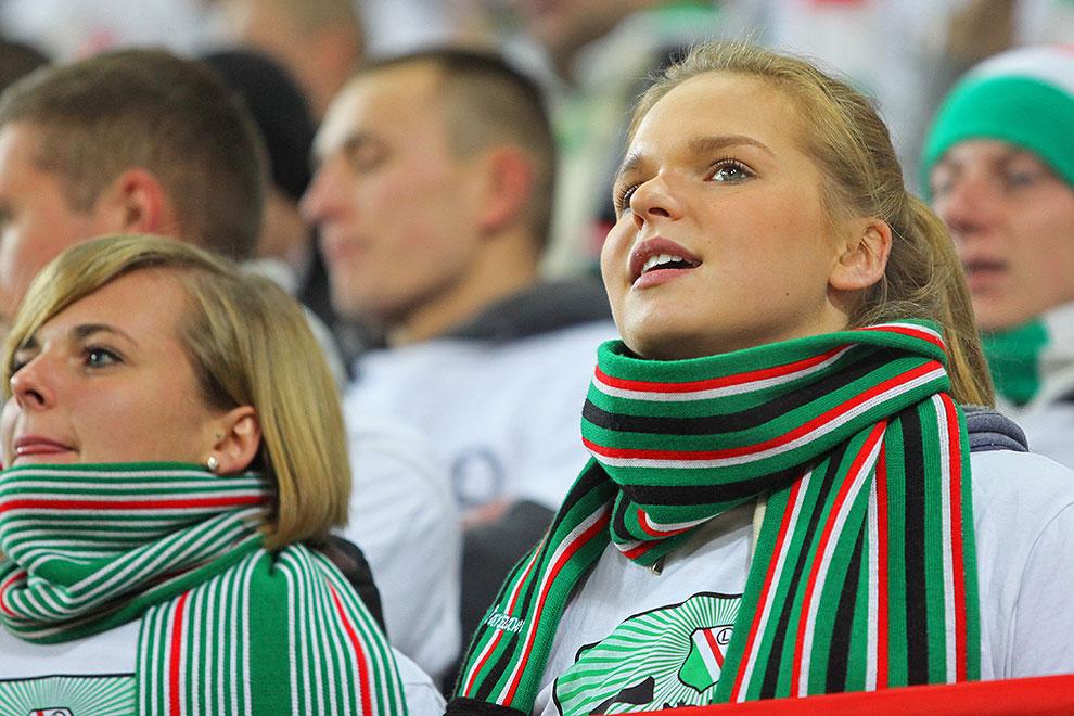 Legia Warszawa 3-0 Zagłębie Lubin - fot. Piotr Galas (zdjęcie 4 z 41)