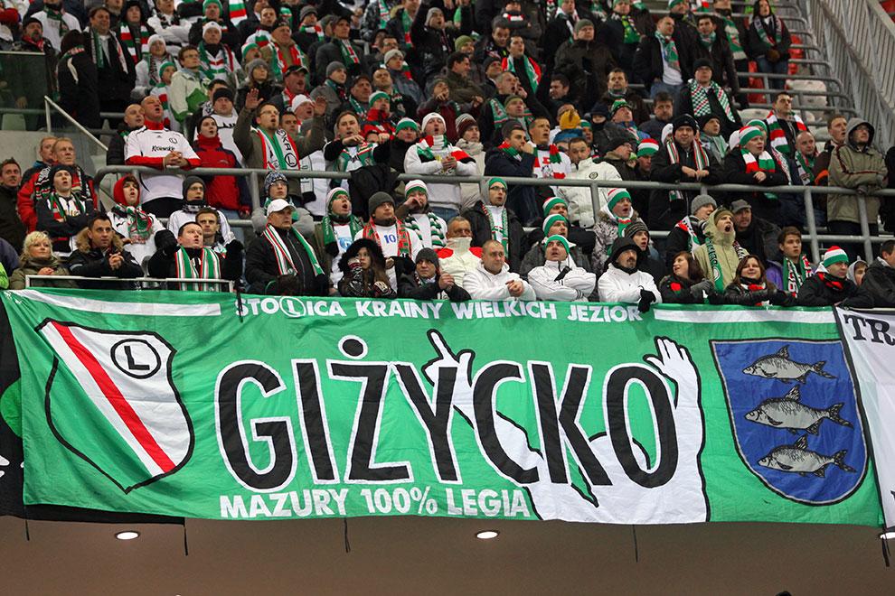 Legia Warszawa 3-0 Zagłębie Lubin - fot. Piotr Galas (zdjęcie 6 z 41)