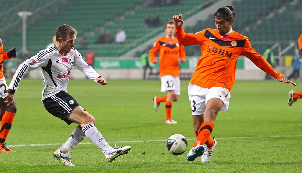 Legia Warszawa 3-0 Zagłębie Lubin - fot. Piotr Galas (zdjęcie 7 z 41)
