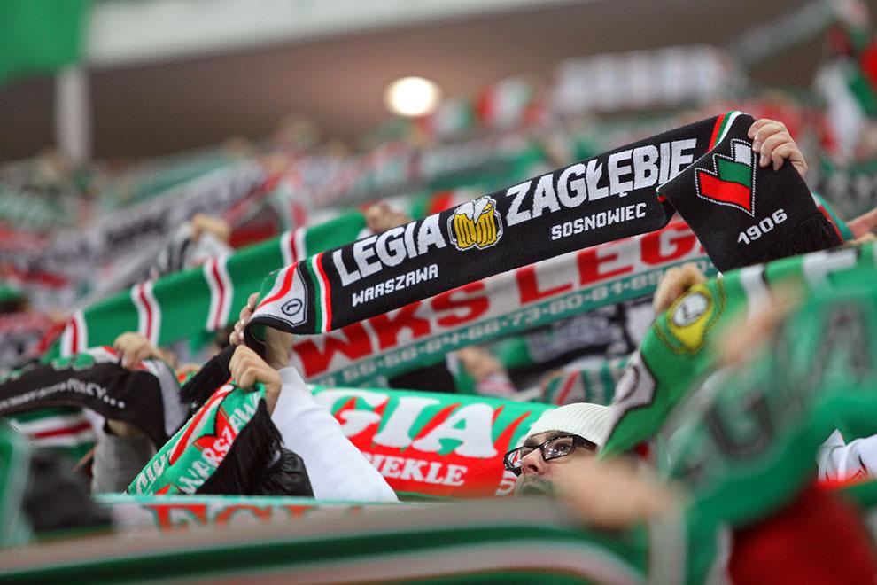 Legia Warszawa 3-0 Zagłębie Lubin - fot. Piotr Galas (zdjęcie 9 z 41)