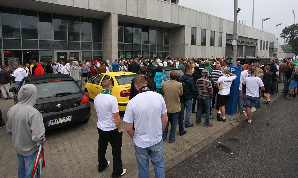 Legia Warszawa 2-0 Żalgiris Wilno - fot. Piotr Galas (zdjęcie 1 z 27)